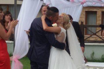 Сватбата на ирена и александър